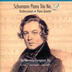 Schumann: Piano Trio No. 2, Kinderszenen & Piano Quartet