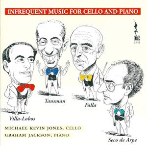 Infrequent Music for Cello and Piano