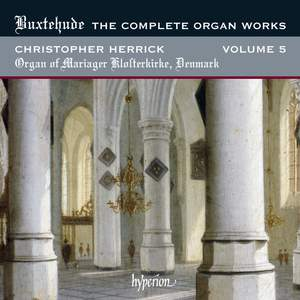 Buxtehude - Complete Organ Works Volume 5 Product Image