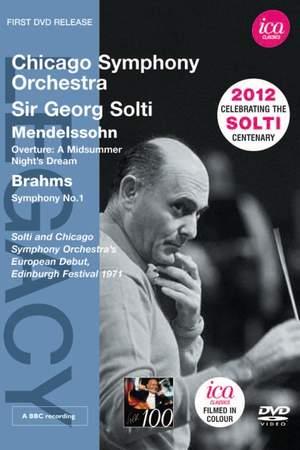 Sir Georg Solti conducts Mendelssohn & Brahms