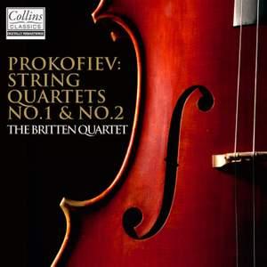 Prokofiev: String Quartets Nos. 1 & 2