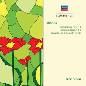 Brahms: Symphonies Nos. 1-4, Serenades Nos. 1 & 2 & Haydn Variations