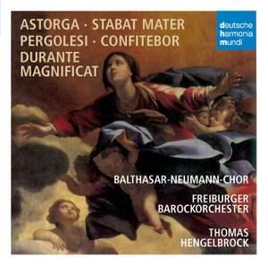 Durante, Pergolesi, Astorga: Choral Works