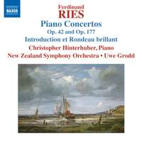 Ries - Piano Concertos Volume 5