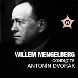 Willem Mengelberg conducts Dvorak