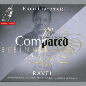 Ravel: Érard versus Steinway 'Compared' Volume 1
