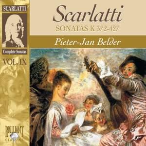 Scarlatti - Sonatas Volume 9