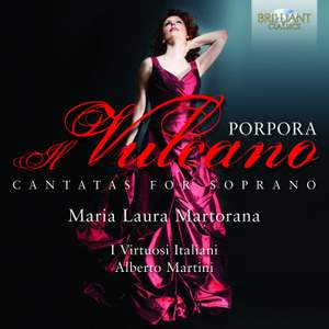 Porpora: Cantatas for Soprano Product Image