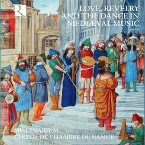 Love, Revelry and the Dance in mediaeval music Product Image