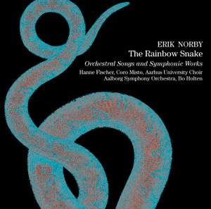 Erik Norby: The Rainbow Snake Product Image
