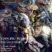 Pujol, J: Music for Corpus Christi