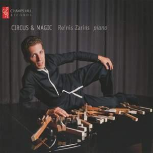 Reinis Zarins: Circus & Magic Product Image