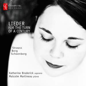 Open Your Eyes: Lieder for the Turn of a Century Product Image