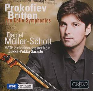 Daniel Müller-Schott plays Britten & Prokofiev