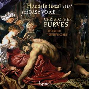 Handel: Finest Arias for Base Voice Product Image