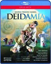 Handel: Deidamia