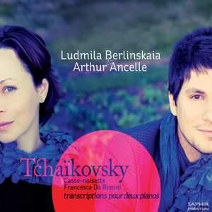 Tchaikovsky: Francesca da Rimini & The Nutcracker Suite (arr. for 2 pianos) Product Image