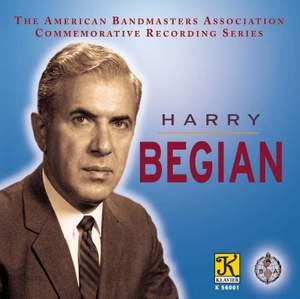 Harry Begian