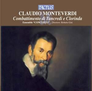 Monteverdi: Combattimento di Tancredi e Clorinda Product Image