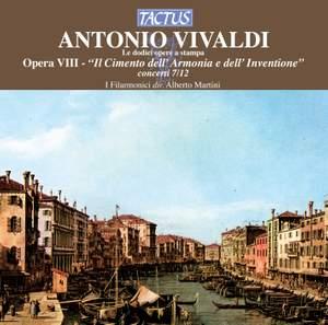 Vivaldi: Il Cimento dell'Armonia e dell'Inventione, Op. 8 Nos. 7-12
