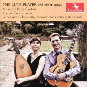 The Lute Player and Other Songs Product Image