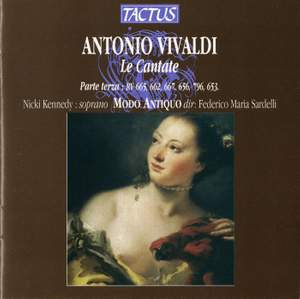 Vivaldi: Le Cantate Product Image