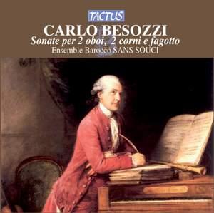 Besozzi: Sonate per 2 Oboi, 2 Corni e Fagotto Product Image