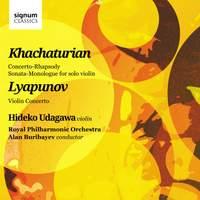 Hideko Udagawa plays Khachaturian & Lyapunov