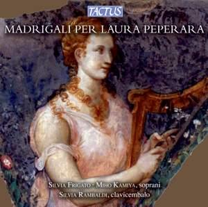 Madrigali per Laura Peperara