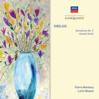 Sibelius: Symphony No. 2 & Karelia Suite
