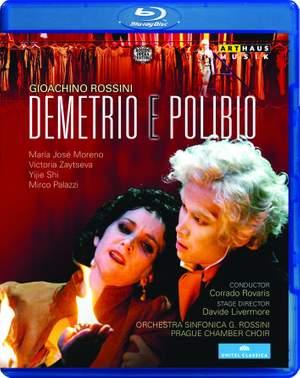 Rossini: Demetrio e Polibio Product Image