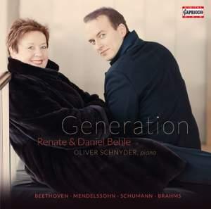 Renate & Daniel Behle: Generation