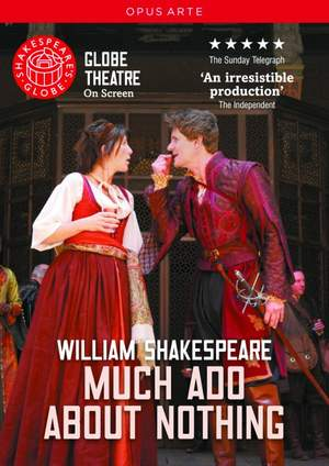 William Shakespeare: Much Ado About Nothing Product Image