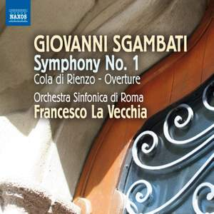 Sgambati: Symphony No. 1