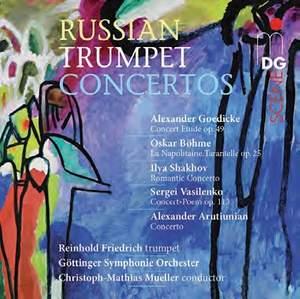 Russian Trumpet Concertos