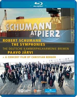 Schumann at Pier2: The Symphonies