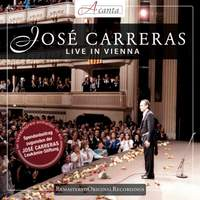 José Carreras Live in Vienna