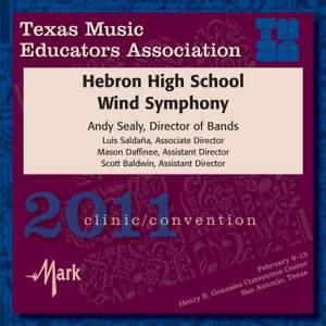 2011 Texas Music Educators Association (TMEA): Hebron High School Band