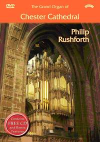 The Grand Organ of Chester Cathedral