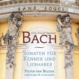 CPE Bach: Sonaten für Kenner und Liebhaber