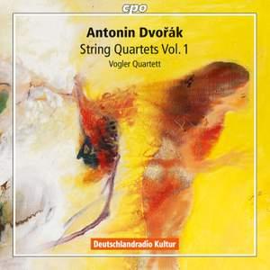 Dvorak: String Quartets Vol. 1