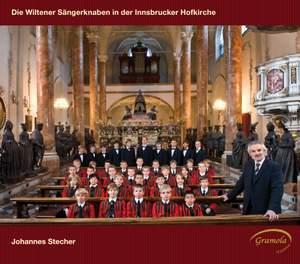 Wilten Boys Choir in the Court Church in Innsbruck