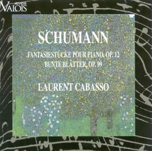 Schumann: Fantasiestücke & Bunte Blätter