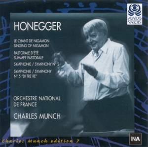 Honegger: Symphonies Nos. 2 and 5