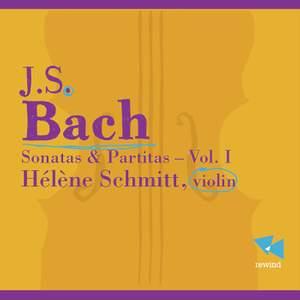 JS Bach: Sonatas & Partitas Vol. 1