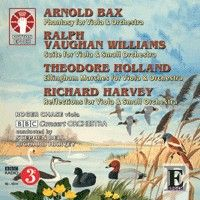 Roger Chase plays Bax, Vaughan Williams, Theodore Holland & Richard Harvey