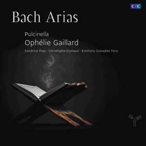 JS Bach: Arias with piccolo cello