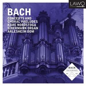 JS Bach: Concertos & Choral Preludes