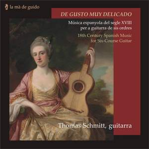 18th Century Spanish Music for Six-Course Guitar