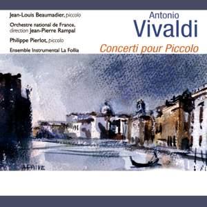 Vivaldi: Concerti for piccolo